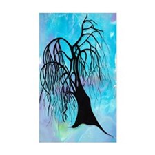 Treeoodle Willow Decal