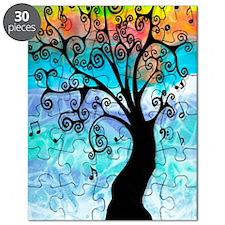 Treeoodle Musica Puzzle