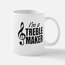 I'm a Treble Maker Music Mugs