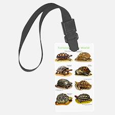 Tortoises of the World Luggage Tag