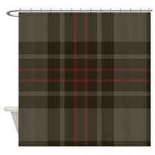 Flynn Tartan Shower Curtain