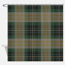 Fitzpatrick Tartan Shower Curtain