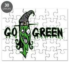Go_Green_Witch_light Puzzle