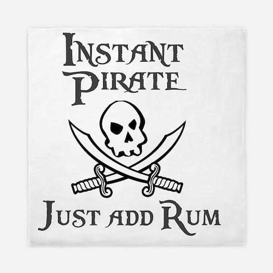instant_pirate_light Queen Duvet