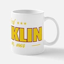 Franklin (battle) pocket Mug