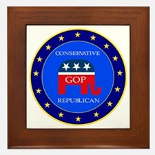 GOP Framed Tile