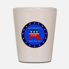 GOP Shot Glass