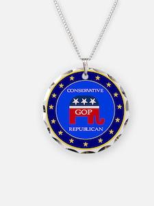 GOP Necklace