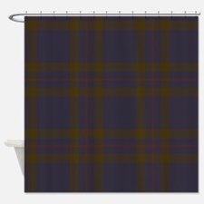 Elliot Tartan Shower Curtain