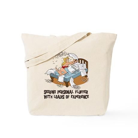 2-pillow_design Tote Bag