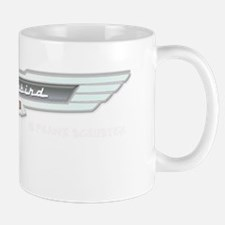 T Bird Emblem_White Mug