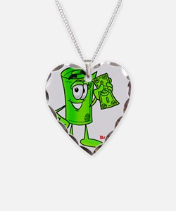 Mr Deal - Buck Up - Dollar Necklace