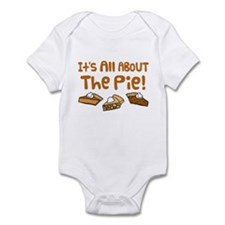 It's All About The Pie Infant Bodysuit