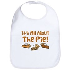 It's All About The Pie Bib
