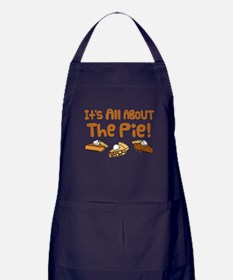It's All About The Pie Apron (dark)