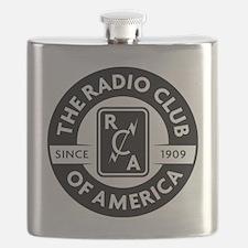 Radio Club of America Flask