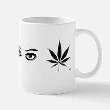legalize it_transparent Mug