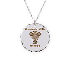 Grandma's Little Monkey Necklace