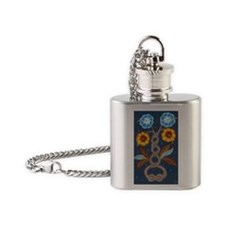 LO RES art 028 Flask Necklace