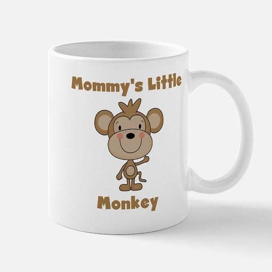Mommy's Little Monkey Mug