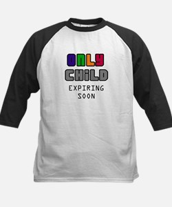 Only Child Expiring Baseball Jersey