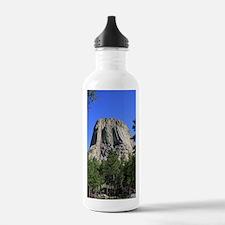 devils tower Water Bottle