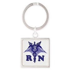 rn cad copy Square Keychain