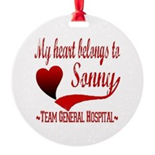 GH sonny copy Ornament