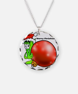 Mr Deal - Christmas - Merry  Necklace