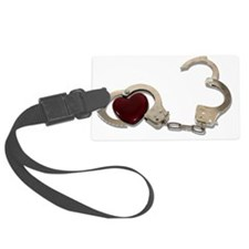 LockedInLove073110 Luggage Tag