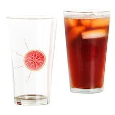Grapefruit Juice Drinking Glass