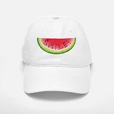 Pink Watermelon Baseball Baseball Cap