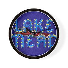 lakemead2a Wall Clock