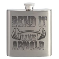 Bend it png Flask