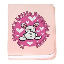 Nana's Snuggle Bunny baby blanket