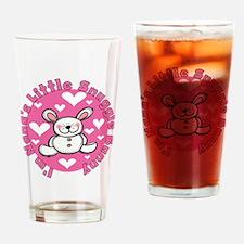 Nana's Snuggle Bunny Drinking Glass