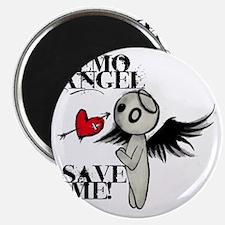 emo angel Magnet
