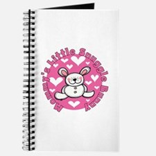 Mommy's Snuggle Bunny Journal
