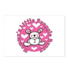 Mommy's Snuggle Bunny Postcards (Package of 8)