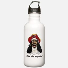 I be Captain Morgan co Water Bottle