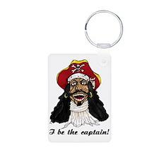 I be Captain Morgan copy Keychains