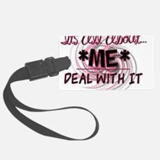 me Luggage Tag