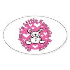 Grandma's Snuggle Bunny Decal