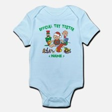 Personalize Christmas Baby Infant Bodysuit