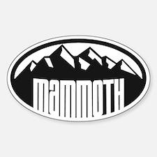 Mammoth Mtn Decal