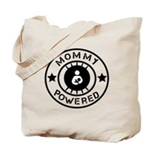 Mommy Powered Tote Bag