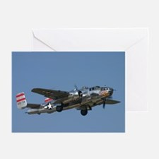 B-25 Mitchell Greeting Cards (Pk of 10)