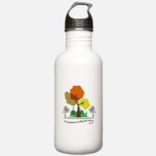Mountains Are Calling Water Bottle