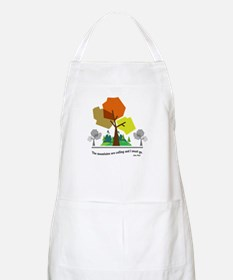 Mountains Are Calling Apron