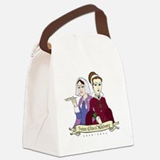 StClives1011 Canvas Lunch Bag